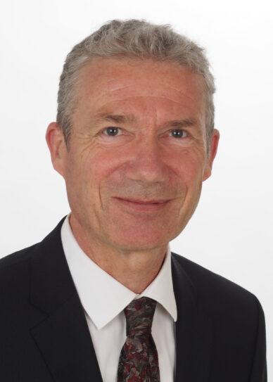 Portrait Ian DeRighetti