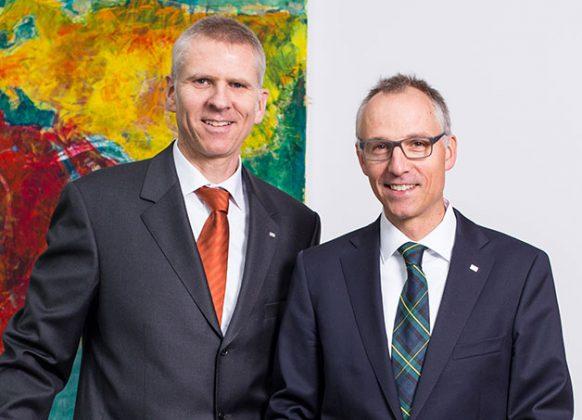 Klaus Lässer & Bernhard Lässer
